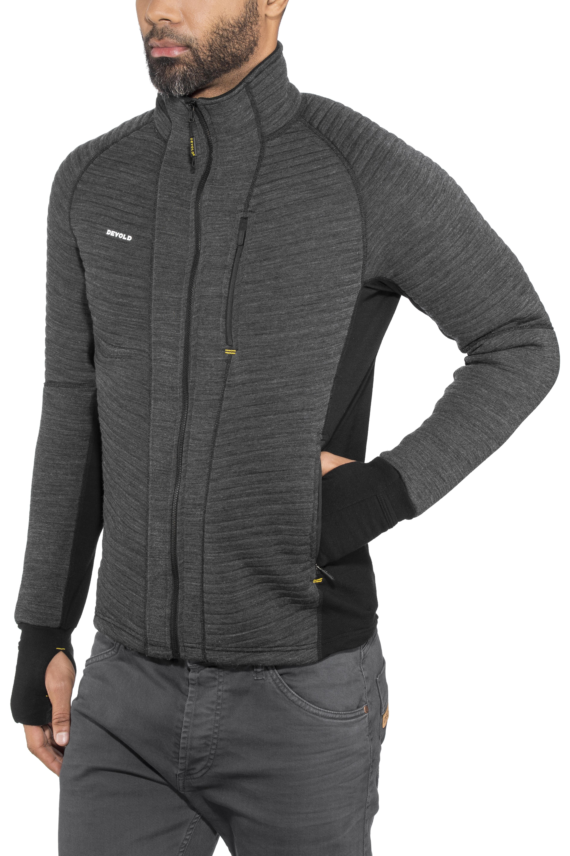 Devold Tinden Spacer Jacket Men Anthracite | campz.at